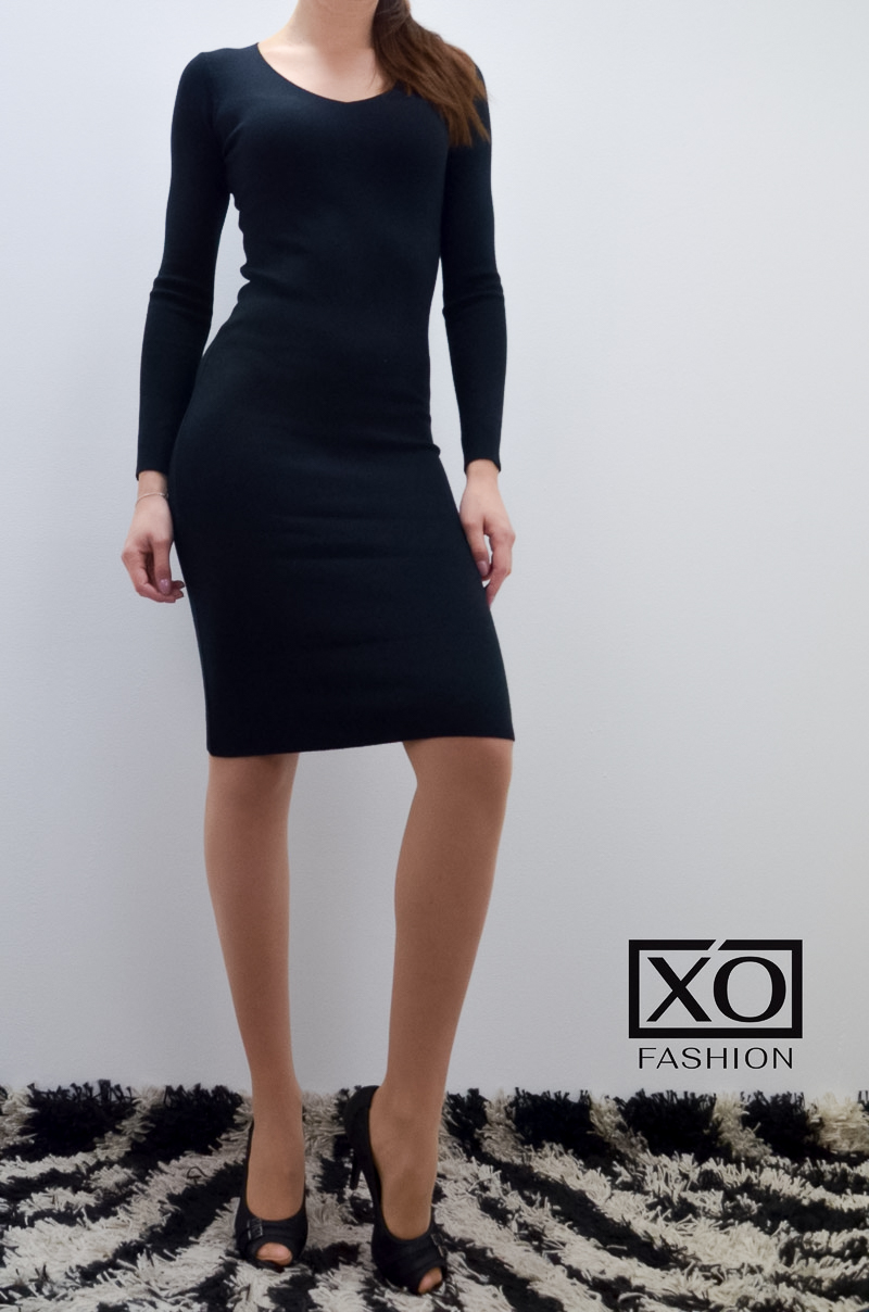 Ženska Obleka - J9017