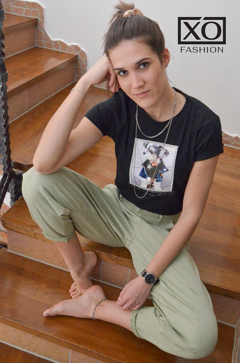 Ženska Majica - DJ71930