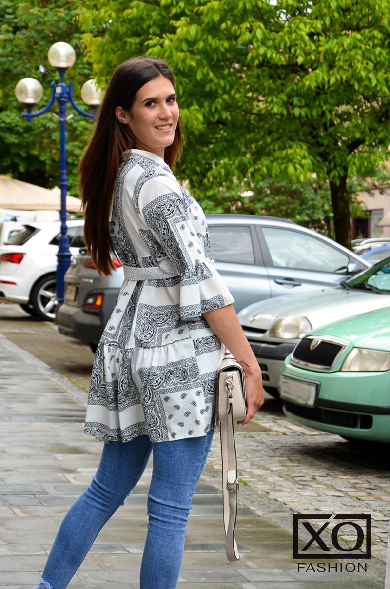 Ženska Obleka - 7851