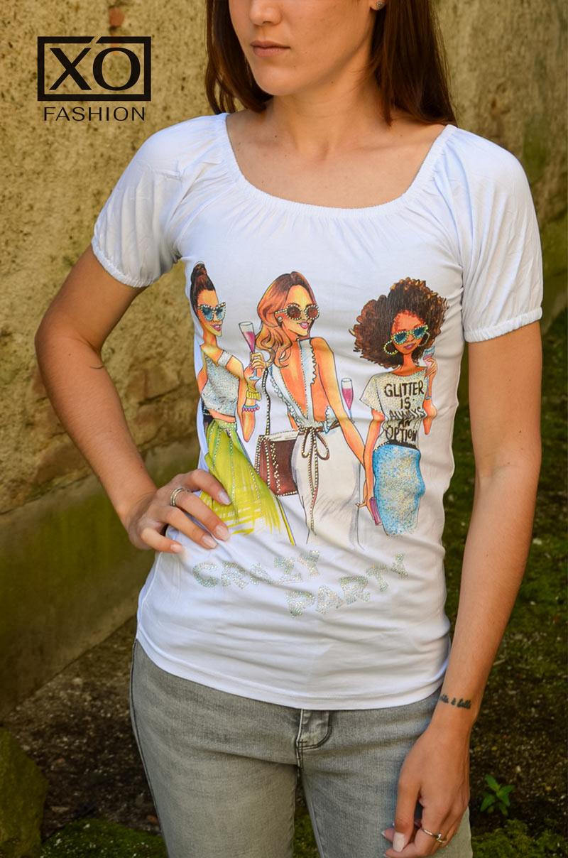 Ženska Majica - T0006