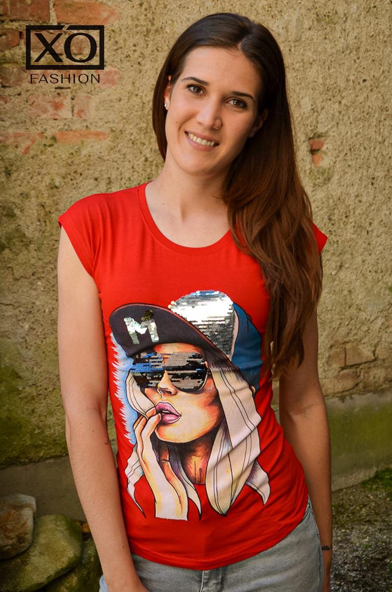 Ženska Majica - T0003